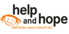 Logo der help and hope Stiftung